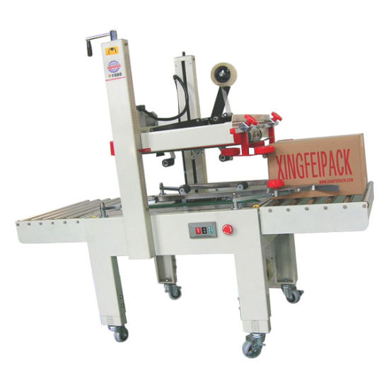 Semi-Auto Carton Sealing Machine (XF-6050 5050)