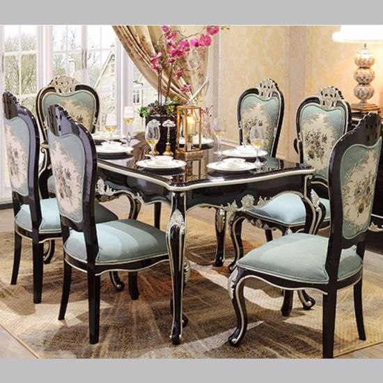 Dinner Table With Fabric Sofa Chairs