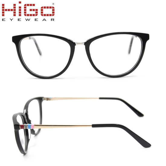 China New Design Fashion Acetate Optical Frame Glasses Eyeglasses ...