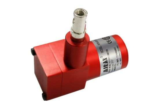 China Miran Analog Output Absolute Rotary Encoder Draw Wire
