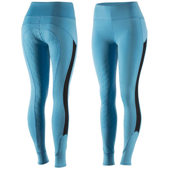Professional Equestrian Horse Riding Silicone Breeches Jodhpurs Leggings