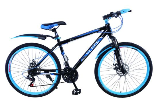 21speed Suspension Fork Disc Brake Bicycle Mountain Bike (SL-MTB-027H) pictures & photos