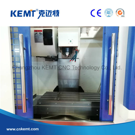 Vx800 Vertical CNC Taping Cutting Machining Center Machine for Die Casting Mould