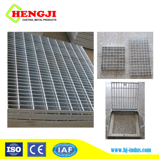 Stainless Steel Cast Iron Gs Grate For Heavy Duty Trench Drain
