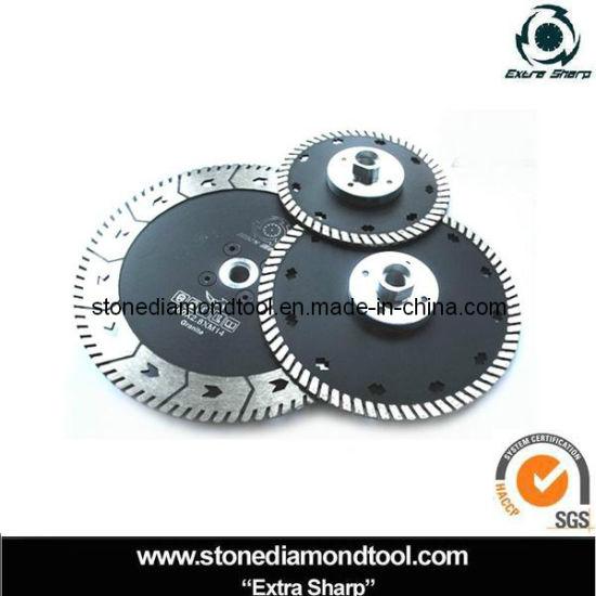 "4"" Ceramic Stone Porcelain Diamond Cutting Disc"