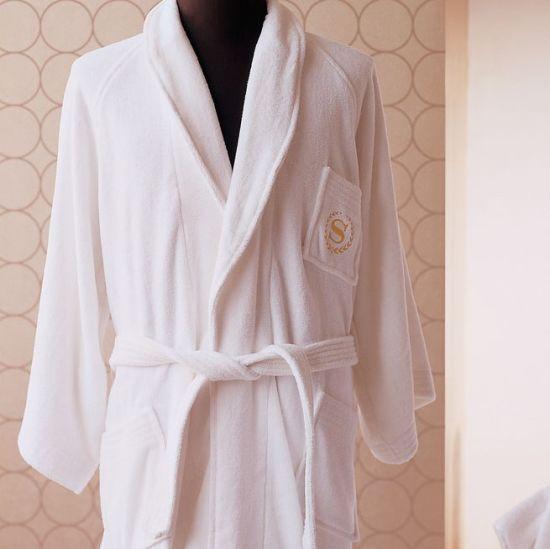 ad655a5dbec China Luxury Hotel Bathrobe (HET-0004) - China Bathrobe
