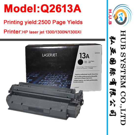 Compatible Laser Cartridge for HP Toner Q2613A / Q2613X (Laserjet 1300)