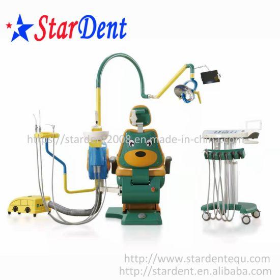 Good Quality Children's Dental Chair of Dental Equipment Dental Unit