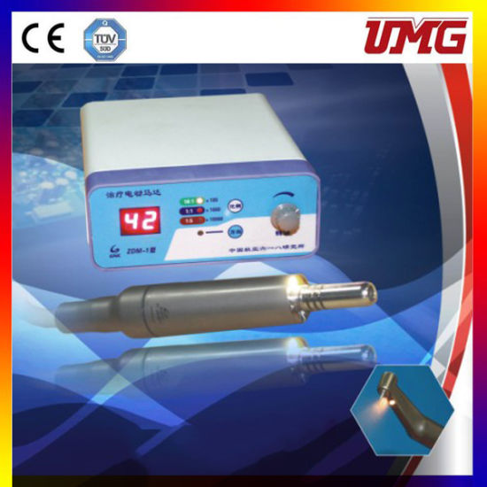 Dental Low Speed Electric Motor Fiber Optic