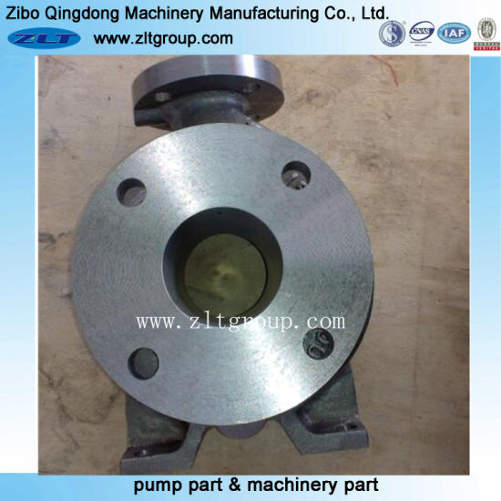 Goulds 3196 Stainless Steel /Alloy Steel Pump Casing by Sand Casting