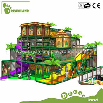 Novel Design! ! ! Fantastic Commercial Children Indoor Playground