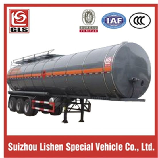 Heating Bitumen Tank Semi Trailer pictures & photos