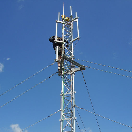 antenna guy wire tower data wiring