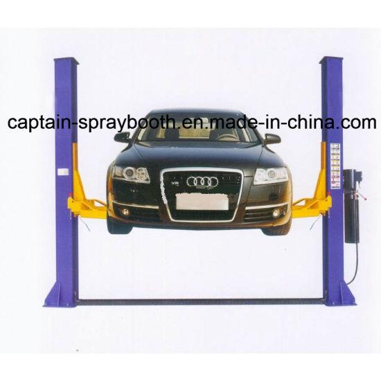 china 2 post car lift car hoist lifting platform china car lift rh captain spraybooth en made in china com