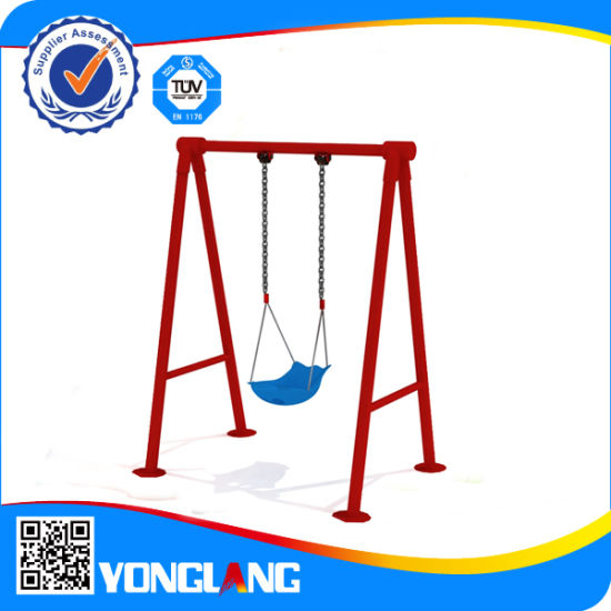 safety Plastic Playground Swing for Baby
