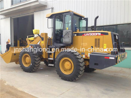 3 Ton Wheel Loader with 2 Cbm Bucket pictures & photos