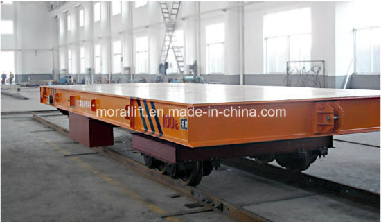Large load capacity rail mold transfer cart for sale pictures & photos
