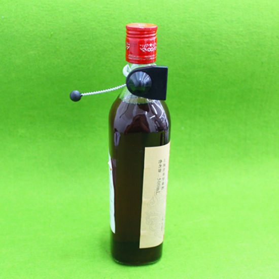 Bottle Neck Hang Tags, EAS Metal Bottle Wine Security Tag
