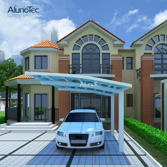 China Outdoor Double Carport Canopy For Car Parking China Alunotec