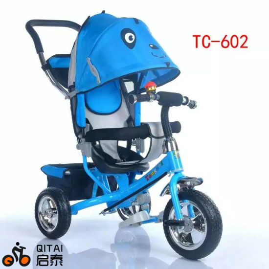 Safety Belt Baby Passenger Tricycles Frame Kids Tricycle with Canopy  sc 1 st  Xingtai Qitai Trading Co. Ltd. & China Safety Belt Baby Passenger Tricycles Frame Kids Tricycle with ...