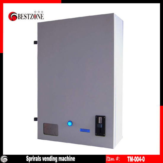 Battery Operated Mini Vending Machine TM-004-0 pictures & photos