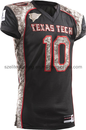Cheap Sublimated American Football Jersey (ELTAFJ-20)
