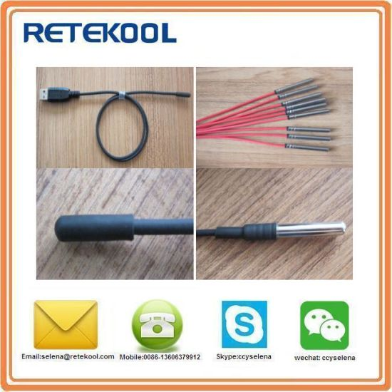 IP68 Temperature Sensor/Ntc Temperature Sensor pictures & photos