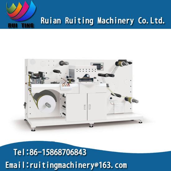 Rt-330kiss High Speed Label Half Cut Die Cutting Machine