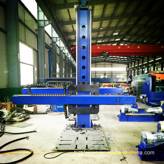 Manipulator Column Boom Cross Type Welding Arm pictures & photos