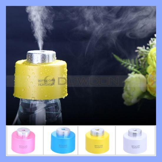Mini USB Humidifier Portable Humidifier Air Purifier Bottle Caps Humidifier