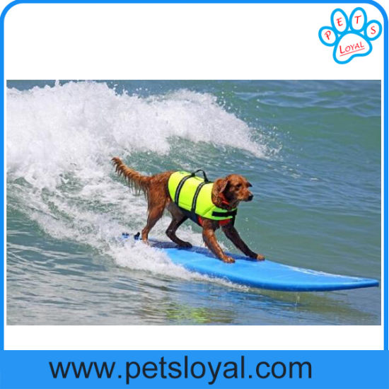 Factory High Quality Pet Safety Dog Life Vest Clothes