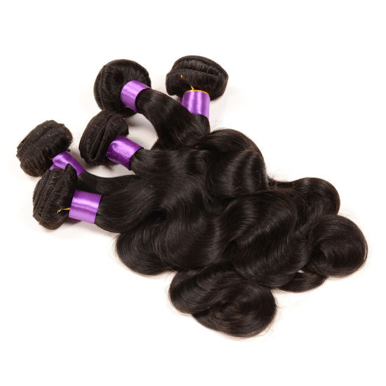 Double Drawn Thick Ends Human Hair Extension