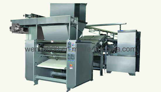 Three-Roll Sheeter of Biscuit Machine