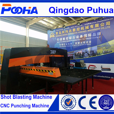 CNC Turret Punching Machine AMD-357 pictures & photos