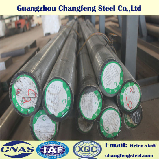 Special Forged Mould Steel Flat Bar (1.2344 Modified/ Hssd 2344) pictures & photos
