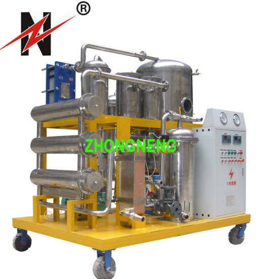 Stainless Steel Food Grade Oil Purifier Machine, Cooking Oil Filtration