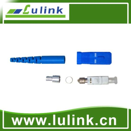 Hot Sale Fiber Optic Fast Connector with Sm Simplex