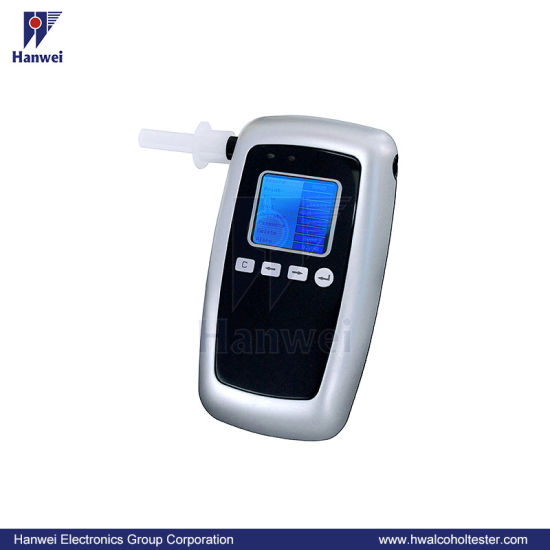 At8100 Portable Breathalyzer with Bluetooth Printer for Law Enforcement pictures & photos