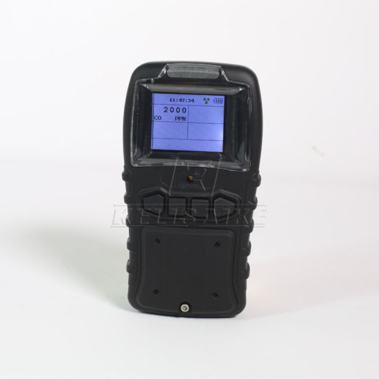 Confined Space Multi Gas Analyzer Detector (H2S, CO, O2, CH4) Gas Alarm pictures & photos