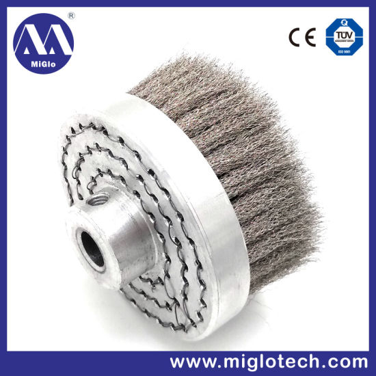 Customized Industrial Brush Bowl Brush for Deburring Polishing (CB-100002) pictures & photos