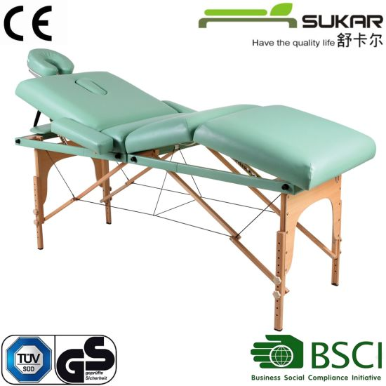 4 Section Folding Massage Table