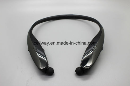 Neckband Wireless Bluetooth Headset Sport Stereo 4.0 Bluetooth Headset in Ear Hbs960 pictures & photos