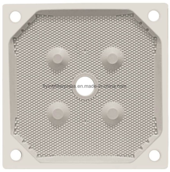 Flying High Pressure PP Recessed Filter Plate (16 bar) pictures & photos