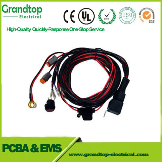 Marvelous China Car Cable Custom Auto Wire Harness Automotive Assembly Cable Wiring Digital Resources Cettecompassionincorg