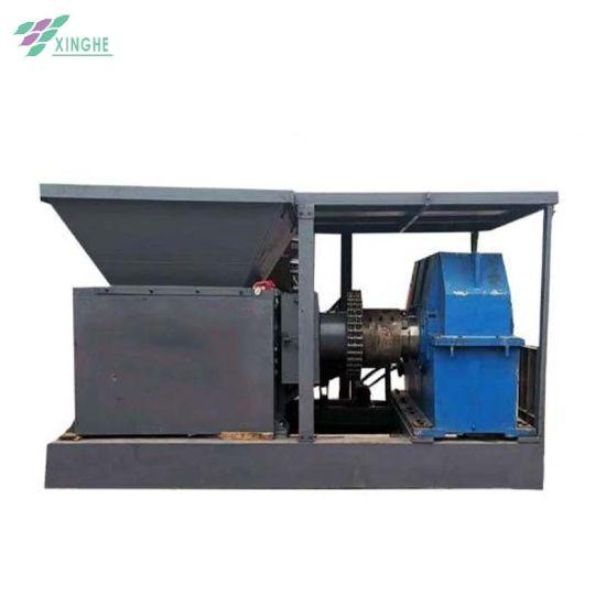 Long Using Life Iron Scrap Crusher Steel Waste Crusher Machine