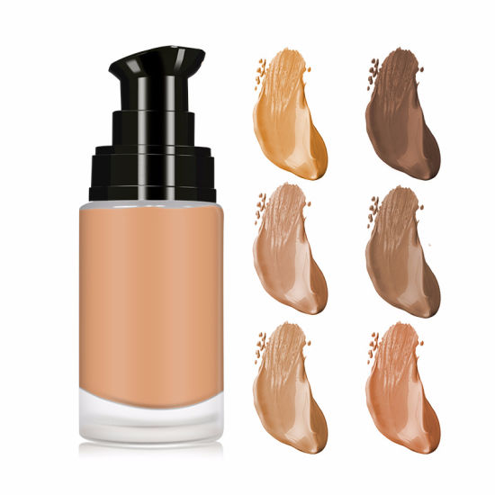 China 6 Colors Concealer Foundation