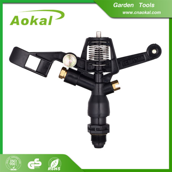 Wholesale Lawn Water Garden Oscillating Sprinkler for Cleaning