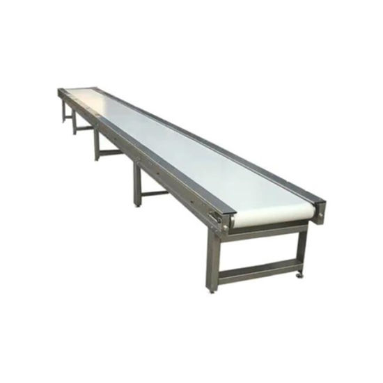 Low Price Rubber Belt Conveyor for Production Line