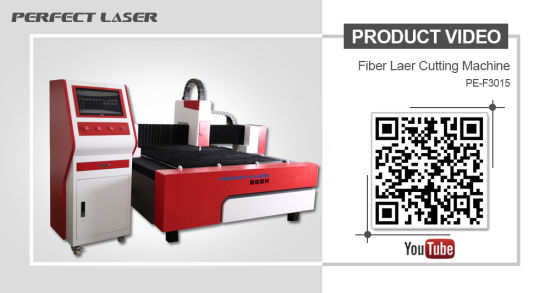 Metal/ Steel/ Stailess Steel/ Aluminum 500W Laser Cutting Machine pictures & photos