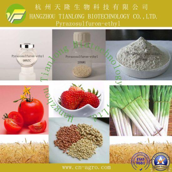Pyrazosulfuron-ethyl (98%TC, 10%WP, 50%WP, 60%WDG, 150OD, 200OD)-Herbicide